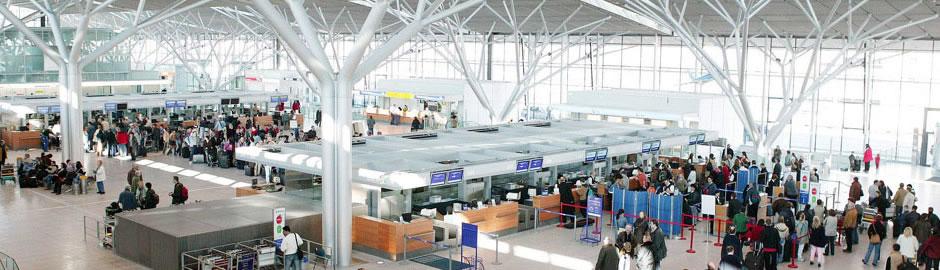Servicio de recogida aeropuerto